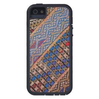 Caja colorida del iPhone 5s de Kilim iPhone 5 Case-Mate Carcasa