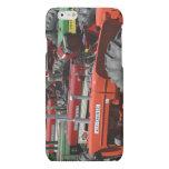 Caja colorida del iPhone de los tractores