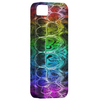 Caja colorida del iPhone del dentista de los iPhone 5 Fundas