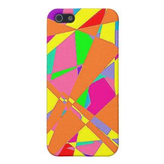 Caja colorida del iPhone iPhone 5 Carcasa