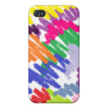 Caja colorida del iPhone iPhone 4 Cobertura