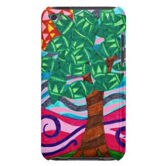Caja colorida del tacto de iPod del árbol iPod Touch Case-Mate Fundas