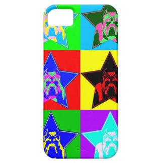 Caja colorida del teléfono 5 del gráfico I del iPhone 5 Case-Mate Carcasa