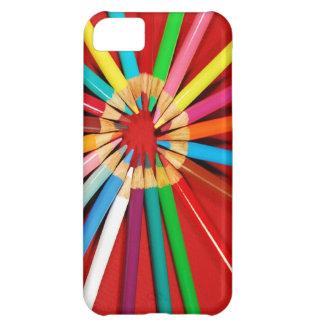 Caja colorida del teléfono de la impresión de los