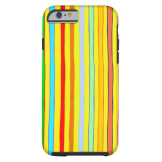 Caja colorida del teléfono del teléfono 6 del funda para iPhone 6 tough