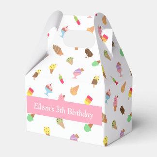 Caja colorida dulce del favor de fiesta del modelo cajas para regalos de fiestas