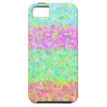 Caja colorida iPhone 5 Case-Mate cárcasa