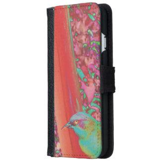 Caja cósmica del folio del iPhone de Luvbird©; Carcasa De iPhone 6