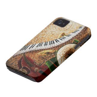 Caja creciente de la casamata del iPhone 4 del iPhone 4 Cárcasas