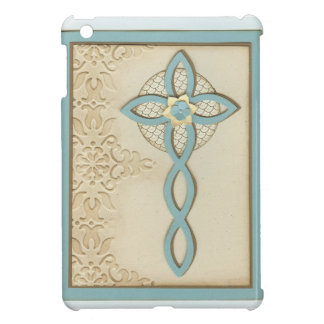 Caja cruzada del enrejado IPAD iPad Mini Cárcasas