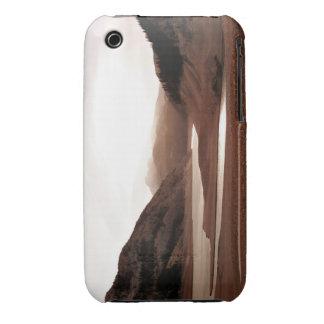 Caja/cubierta de IPod de las montañas de Montana iPhone 3 Case-Mate Cárcasas