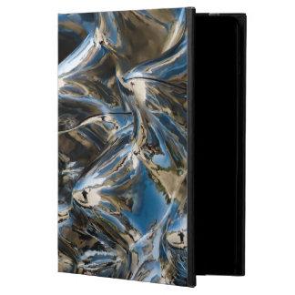Caja de acero del aire del iPad del vórtice