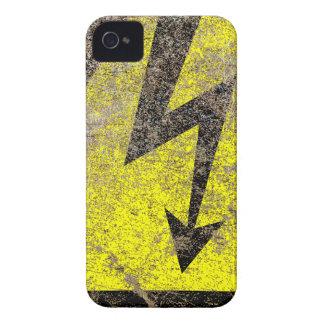 Caja de alto voltaje de Blackberry Case-Mate iPhone 4 Coberturas