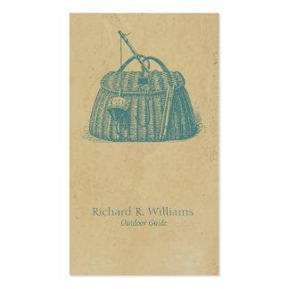 Caja de aparejos de Viantage para pescar Tarjetas De Visita