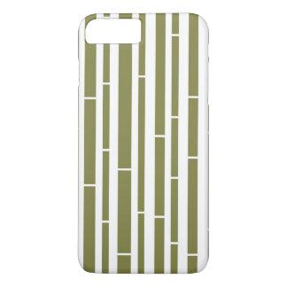 Caja de bambú del teléfono funda iPhone 7 plus