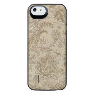 Caja de batería elegante del iPhone Funda Power Gallery™ Para iPhone 5 De Uncommon