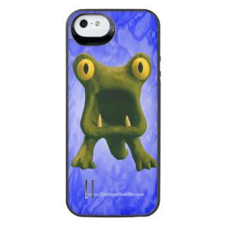Caja de batería horrible del iPhone 5 del monstruo Funda Power Gallery™ Para iPhone 5 De Uncommon