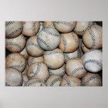 Caja de béisboles posters