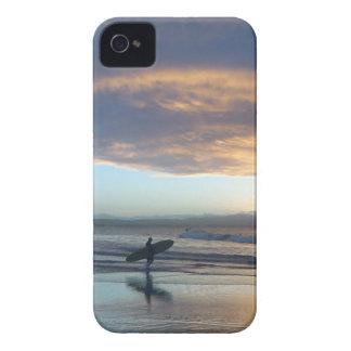 Caja de Blackberry de la belleza de Byron Case-Mate iPhone 4 Carcasa