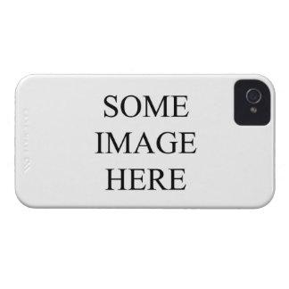 caja de Blackberry de la plantilla Case-Mate iPhone 4 Funda