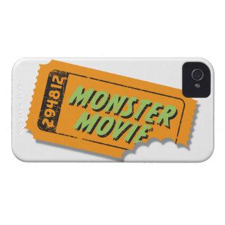 Caja de Blackberry del boleto de la película del Case-Mate iPhone 4 Carcasa