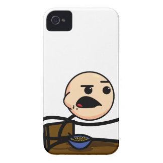 Caja de Blackberry del individuo del cereal Case-Mate iPhone 4 Fundas
