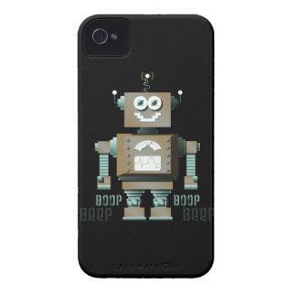 Caja de Blackberry del robot del juguete de la señ Case-Mate iPhone 4 Protector