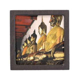 Caja de Buddhas Cajas De Recuerdo De Calidad