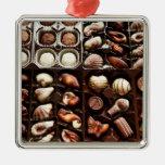 Caja de caramelo adorno de reyes