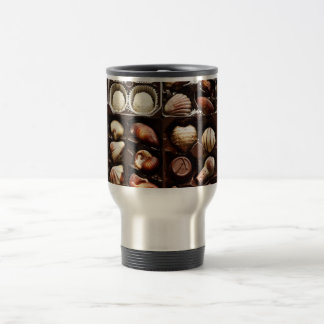 Caja de chocolate tazas