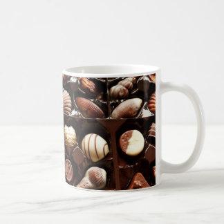 Caja de chocolate taza clásica