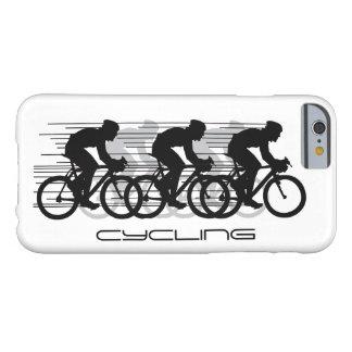 Caja de ciclo del teléfono del diseño funda barely there iPhone 6