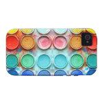 Caja de color de la pintura de la diversión vibe iPhone 4 funda