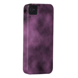 Caja de color de malva brumosa púrpura del iPhone iPhone 4 Coberturas