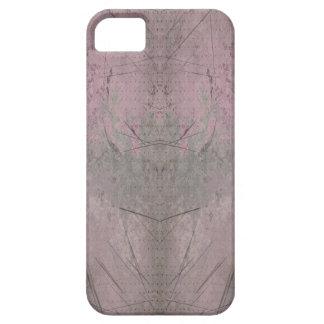 Caja de color de malva del iPhone 5 del Grunge Funda Para iPhone SE/5/5s