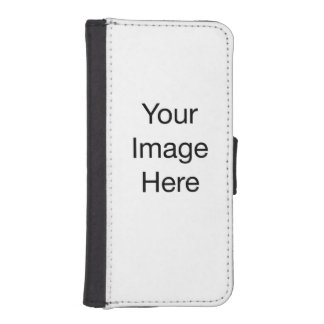 Caja de encargo de la cartera del iPhone 5 5s