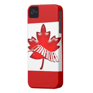 Caja de encargo de la casamata de Canadá Iphone 4 iPhone 4 Case-Mate Cobertura