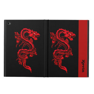Caja de encargo del aire 2 del iPad del dragón