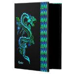 Caja de encargo del aire 2 del iPad del dragón y