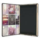 Caja de encargo del aire del iPad de la foto de In