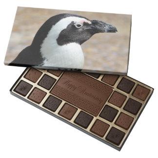 Caja de encargo del chocolate del perfil del caja de bombones variados con 45 piezas