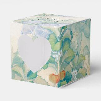 Caja de encargo del favor del arte japonés caja para regalos