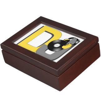 Caja de encargo del recuerdo de DJ Caja De Recuerdos