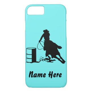 Caja de encargo del teléfono del rodeo de la funda iPhone 7