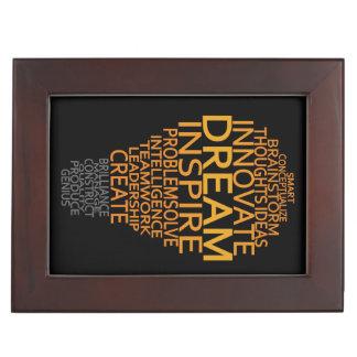 Caja de encargo inspirada del recuerdo de la cajas de recuerdos