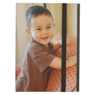 Caja de encargo personalizada del iPad de la foto
