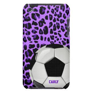 Caja de encargo púrpura del tacto de iPod del baló iPod Case-Mate Fundas