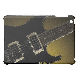 Caja de estallido de la guitarra de Ipad