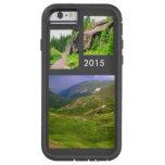 Caja de galería de fotos del parque de Rocky Mt Funda Para iPhone 6 Tough Xtreme