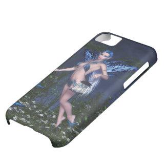 Caja de hadas azul del iPhone 5C